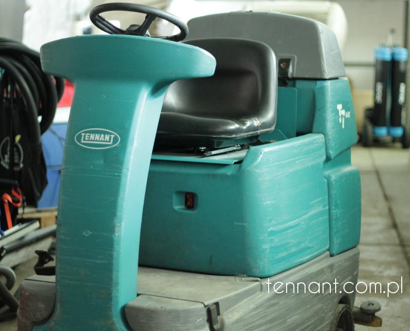 tennant T7 - urządzenia czyszczące, szorujące
